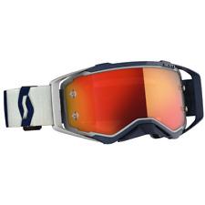 Maschera occhiale Scott Prospect Grey/dark Blue 272821 - 6359280