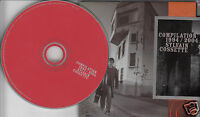 SYLVAIN COSSETTE Compilation 1994-2004 CD 17 Songs French Album