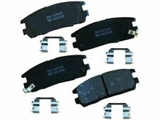 For 2001-2003 Isuzu Rodeo Sport Brake Pad Set Rear Bendix 93743GW 2002 3.2L V6