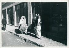ALBANIE 1938 - Une Rue dans une Ville - NV 4535