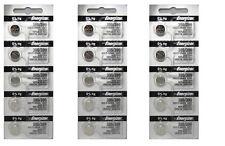 15 Pcs Energizer 395/399 Silver Oxide Watch Battery SR927W SR927SW