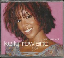Destiny's Child KELLY ROWLAND Train on Track 4 TRX w/ 3 REMIXES CD single SEALED