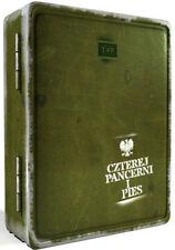 CZTEREJ PANCERNI I PIES 7 disc DVD POLISH