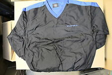 12 Xl Empire Paintball Pullover Windbreaker Blue/Black Lot of 12 Shirts