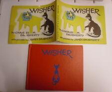 Wisher, Charles Daugherty, James Daugherty, DJ, 1960, Viking/Guild Book