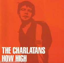 THE CHARLATANS - How High (UK 3 Track CD Single)