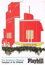 Theatre programme. 1969 Birthday Show. Coventry Theatre. Danny La Rue.