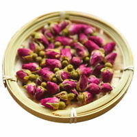 Organic Red Rosebud Rose Buds Flower Floral Herbal Dried Health Chinese Tea 250g