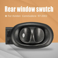 Power Window Switch Button Rear Black For Holden Commodore VT VX VY VZ 1997-2002