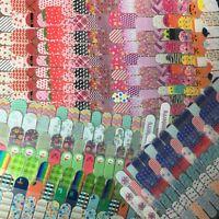 Jamberry Juniors Third Sheets RETIRED Custom '1/3 partials of full sheets' Kids