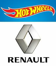 Hot Wheels Renault Diecast Cars, Trucks & Vans