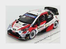 Toyota Yaris Wrc #17 Winner Rally Monza 2020 Ogier Ingrassia SPARK 1:43 S6572