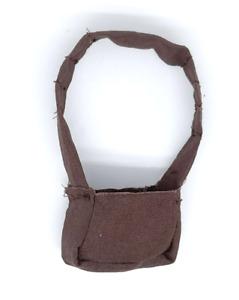 SU-GG-B: 1/12 scale carrying bag for Black Series Mandalorian Grogu / baby yoda