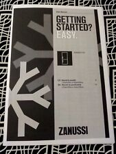 Zanussi User Manual In Czech And Slovenia ZBB28441SA Fridge Freezer