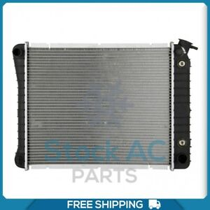 NEW Radiator for Chevrolet C10,C20,K20,G30,R10 / GMC C1500,G1500,K1500,R1500..