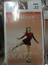 Mondor 3372 Tights Size S-P in Suntan