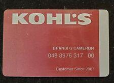 Kohl's credit cardâ—‡free shipâ—‡cc1817
