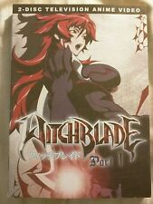 WITCHBLADE PART 1 (DVD) ANIME