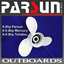 6hp / 9.8hp Parsun Outboard Propellor Suits 6-9.8 hp Mercury Tohatsu F8-04050000