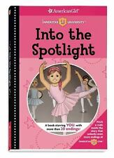 Into the Spotlight - American Girl - ballet is not easy - 20 different endings