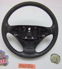 95 96 97 98 SAAB 900 STEERING WHEEL OEM OE USED BLACK 4506077 45 06 077 FOAM CAR