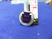 vtg badge nabc central lads club huddersfield boys association youth membership