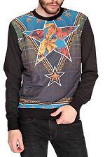 Normale Herren-Sweatshirts aus Baumwolle mit Motiv