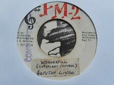 FM-2 // WONDERFUL // HOPETON LINDO // 7'' // Listen // skip