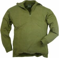 British Army Norgi Cold Weather Shirt - Long Sleeved - Thermal/Winter