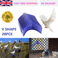 More details for 20x rest stand roost framepigeon bird dove pet dwelling kit uk blue perches uk