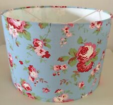 Cath Kidston Floral Lampshade Handmade 40cm Drum, Rosali, Shabby Chic