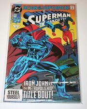 Superman The Man of Steel Comics Issue # 23 July 1993