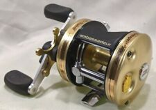 Abu Garcia Ambassadeur Vantage Plus 5000c THE ORIGINAL Casting Fishing Reel Gold