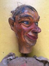 Alte Marionette um 1930 48 cm