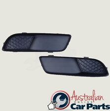 COMMODORE VZ FOGLAMP INSERTS S1 Executive  NEW GENUINE HOLDEN FRONT BEZELS Pair