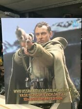 DID WWII Russian Sniper Vasily Zaitsev R80139B Box Figure 1/6 Action Figure Toys