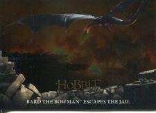 Hobbit Battle Of 5 Armies Foil Base Card #05 Bard the Bowman Escapes the Jail