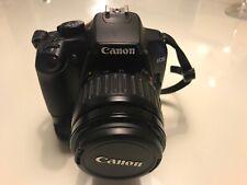 Canon EOS 1000D Reflex Digitale BG Timer Obiettivo 35-105 4.5-5.6