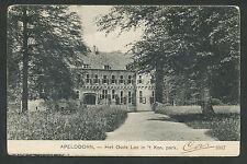 Apeldoorn - Het Oude Loo in 't Kon. park