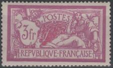 "FRANCE STAMP TIMBRE N° 240 "" MERSON 3F LILAS ET CARMIN "" NEUF xx SUP  K248"