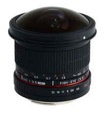 Samyang F/3.5 Aspherical IF MC Lens