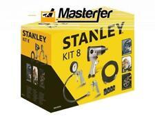 Kit pneumatico 8 pezzi Stanley 9045769STN gonfiaggio pneumatici compressore