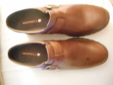 MERRELL SELECT GRIP WOMENS MERRELL OAK WITH BUCKLE SLIP ON SIZE 10.5 M NEW