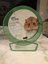 Nwt Hamster/small Animal Exercise Wheel 6.75 Inch Diameter By You & Me
