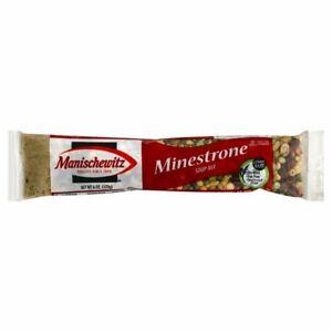 MANISCHEWITZ, SOUP MIX MINESTRONE, 6 OZ, (Pack of 24)
