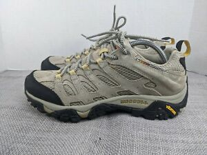 Merrell Moab Ventilator Low Tan Women's Hiking Shoes Size 9 Taupe