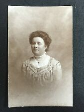 Vintage Postcard - RP Anonymous Women - #108 - Edwards Colwyn Bay