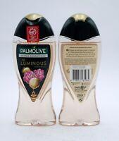 3 x Palmolive Aroma Sensations So Luminous Shower Gel 250ml Each Body Wash