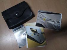 Bedienungsanleitung Mappe Renault Senic II 2003-2009