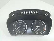 BMW 5 Series E60 E61 KMH Instrumet Cluster Diesel Speedometer 9194889 520d 530d